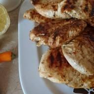 Piersi kurczaka w marynacie jogurtowo-pomarańczowej
