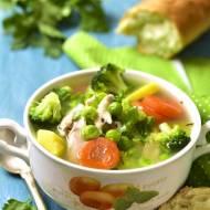 Zupa warzywna, czyli garnek pełen zdrowia