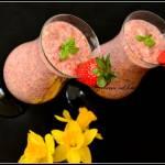 Koktajl owocowy z chia