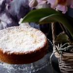 Śmietankowe ciasto kokosowe