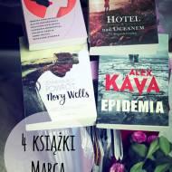 4 książki Marca