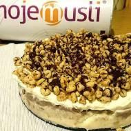 Domowy deser z pszenicą w miodzie