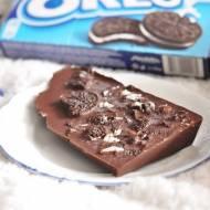 Zdrowsza czekolada z OREO :)