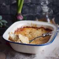 Ziemniaki zapiekane z grzybami i serem / Potato, cheese and mushroom gratin
