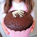Światowy Dzień Muffina - Ciasto muffin mocno czekoladowe (Torta muffin al cioccolato)