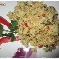 aromatyczny ryż do obiadu