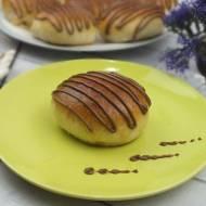 Bułeczki z musem z sera ricotta i jabłek