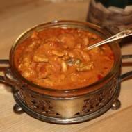 Curry z kurczakiem według indyjskiego przepisu