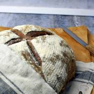 Drożdżowy chleb ze słodem