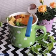 Zupa ziemniaczano - dyniowa