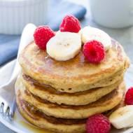 Domowe puszyste pancakes