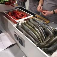 Warsztaty kulinarne ryby i owoce morza w Kulinarnych Kreacjach w Krakowie
