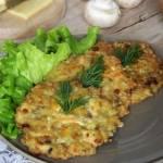 Sznycle grzybowe – kuchnia podkarpacka