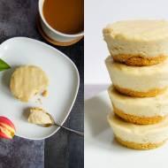 Mini serniczki z nerkowców bez pieczenia (6 składników)