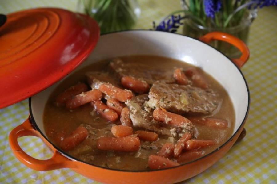 Przepis Na Niedzielny Obiad Schab Pieczony W Mleku Kuchnia