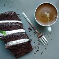 Ciasto nieprzyzwoicie czekoladowe