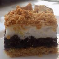 Pleśniak - pyszne ciasto z kruszonką