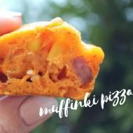 Muffinki pizza w 10 minut