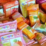 Chrupiąca moc warzyw i owoców od Crispy Natural :)