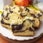 Ciasto drożdżowe z makiem / makowiec drożdżowy BEZ WYRASTANIA