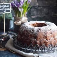 Babka z jabłkami i orzechami / Apple walnut bundt cake