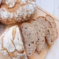 Chleb z Vermont na mące orkiszowej!