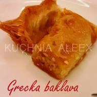 Grecka baklava wg Aleex