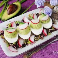 Jajka z awokado