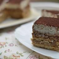 Stefanka na herbatnikach – ciasto bez pieczenia