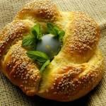 Pagnottelle di Pasqua. Wielkanocne bochenki.