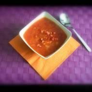 Dietetycznie – zupa z soczewicą