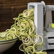 Makaron z warzyw – spiralizer, temperówka czy obieraczka?
