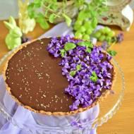 Tarta maślano-czekoladowa