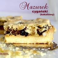 Mazurek cygański - bakaliowy