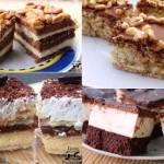 10 najlepszych ciast bez pieczenia!