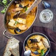 Zupa rybna i jej wymiary
