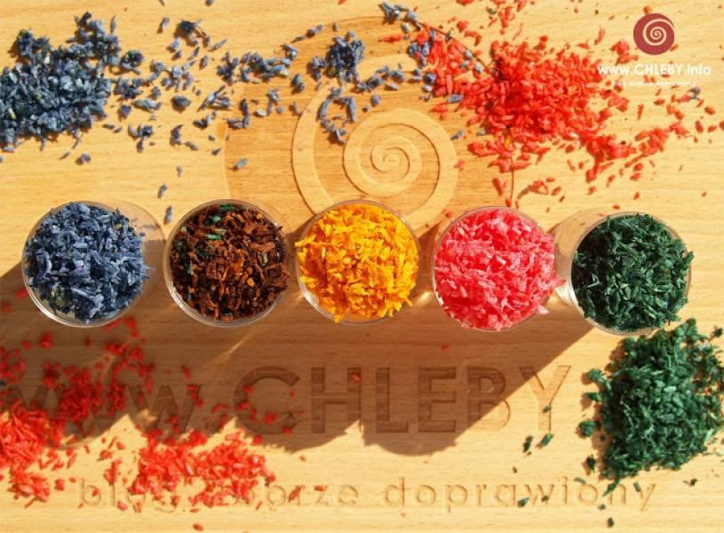 Kolorowa posypka do ciast
