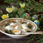 Jaja w sosie musztardowym