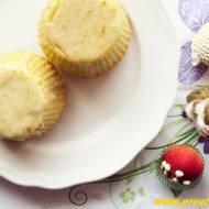 Cytrynowe babeczki wielkanocne (bez glutenu)