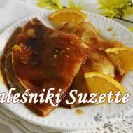 Naleśniki Suzette