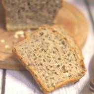 Pszenno – żytni chleb razowy, wieloziarnisty na zakwasie