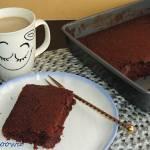 Ciasto czekoladowe w 30 minut