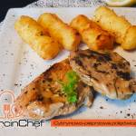 Cytrynowo – pieprzowa polędwiczka wieprzowa