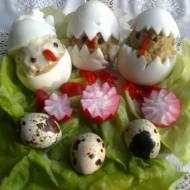 Kurczaki Wielkanocne