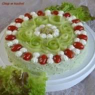 Torta ze szinkōm (Tort z szynką)