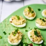 Jajka faszerowane na 3 sposoby
