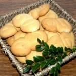 Koulourakia. Greckie ciasteczka wielkanocne.