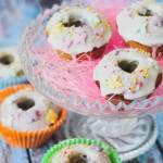 Muffiny cytrusowe z makiem ala babki wielkanocne