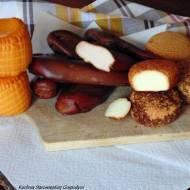 Domowe wędzone sery