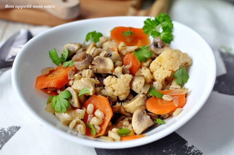 Przepis Na Obiad Bez Miesa Gulasz Warzywny Bon Appetit Mon Amie